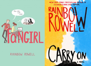 fangirl and carry on